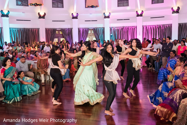 indian bridesmaids,choreography