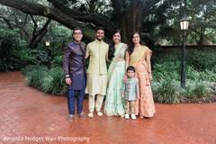 indian wedding,bridal lengha,peach lengha