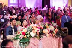 indian wedding,reception fashion