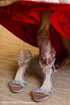 indian bride fashion,bridal mehndi art,bridal shoes,indian bride getting ready