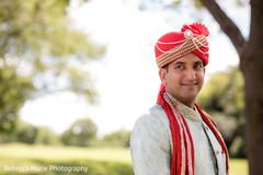 first look photography,indian groom fashion,indian groom turban