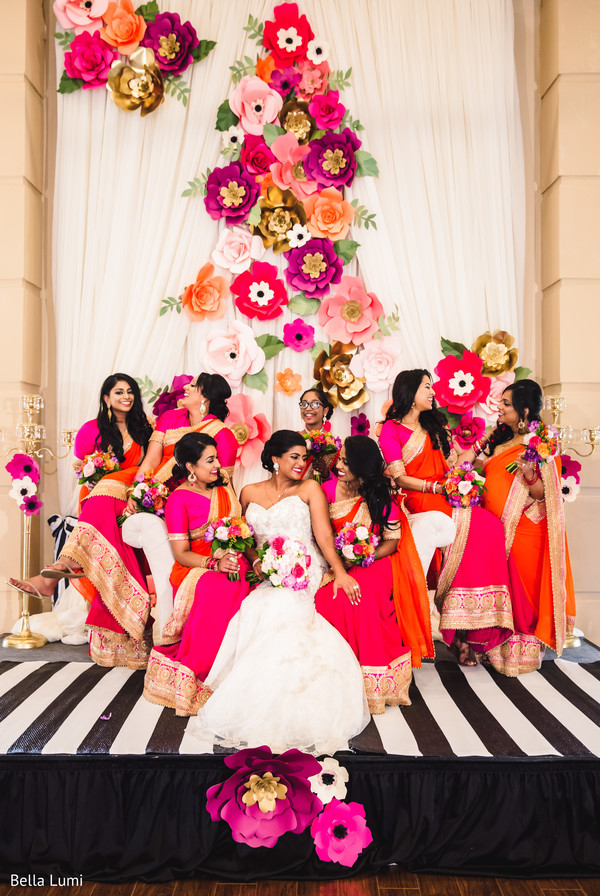 Photo in Texas City, TX South Asian Wedding by Bella Lumi