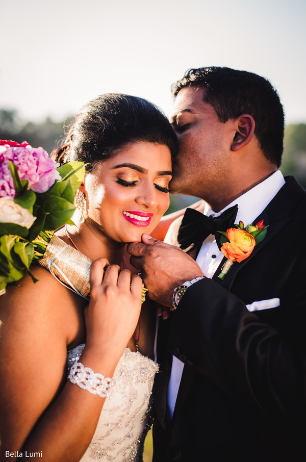 Photo in Texas City, TX South Asian Wedding by Bella Lumi