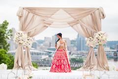 indian wedding ceremony,indian bride lengha,indian wedding ceremony floral and decor,mandap