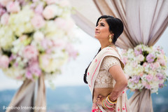 indian wedding ceremony,indian bride lengha,indian wedding ceremony floral and decor