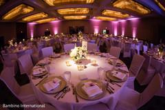indian wedding reception,indian wedding planning and design,indian wedding reception floral and decor,floral centerpieces