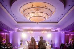indian wedding reception,indian wedding stage,indian couple