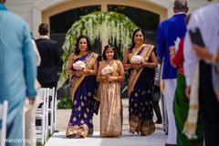 blue and gold sari,blue sari,golden sari