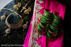 indian bride jewelry,green bangles,bridal jewelry