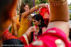sangeet,indian bride,bridal fashion