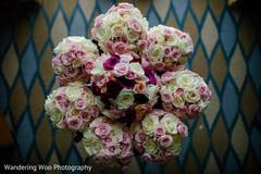 indian bride bouquet,indian bridesmaids bouquet,floral bouquet
