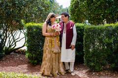 indian wedding,bridal lengha,golden lengha