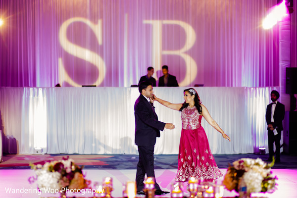 indian bride fashion,reception fashion,first dance