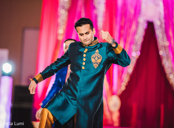 pre- wedding celebrations,sangeet,dj and entertainment,indian groom