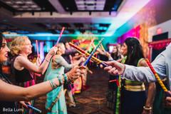 pre- wedding celebrations,sangeet,dj and entertainment,dandia raas,sticks