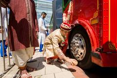 post - wedding traditions,transportation,indian wedding