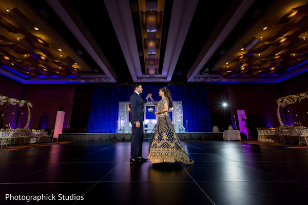 indian wedding reception,indian bride and groom,dj,first dance