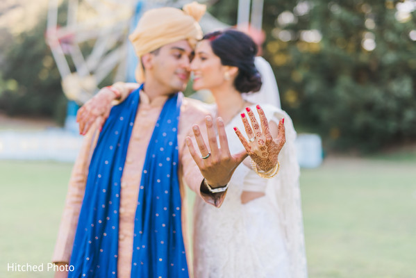 indian wedding,indian couple,wedding rings