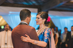 indian couple,indian wedding,first dance