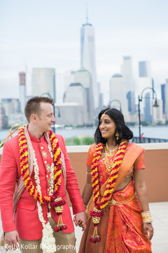 indian wedding photography,indian bride and groom,indian fusion wedding