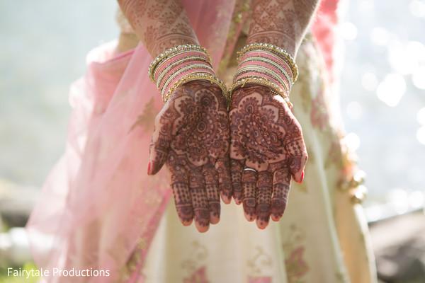 Bridal Mehndi Birmingham : Ravishing bridal mehndi. in birmingham mi indian fusion wedding by