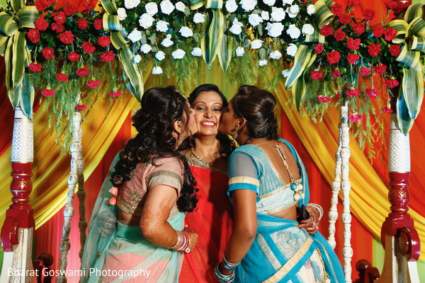So much love in this indian wedding