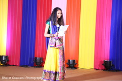 Sangeet speech