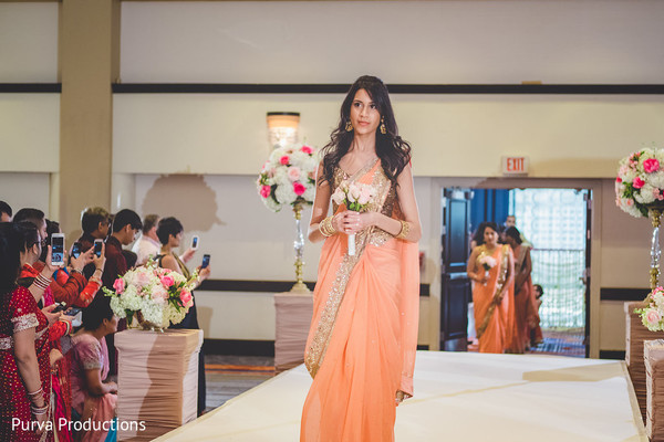 Indian bridesmaids Inspiring outfits.