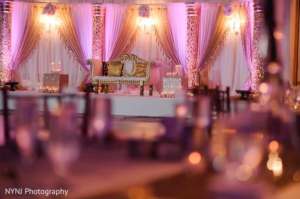 indian wedding reception,indian wedding planning and design,lightning
