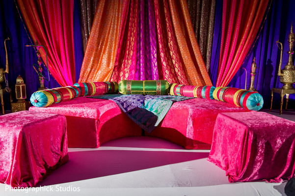sangeet decor,sangeet design