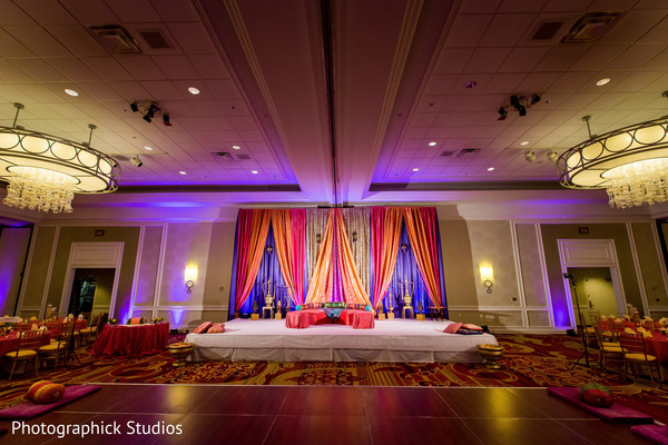 sangeet,indian wedding decor