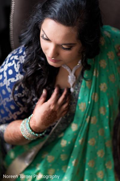 indian bride,indian bride portrait,reception fashion