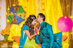 indian bride and groom,pre- wedding celebrations,pithi