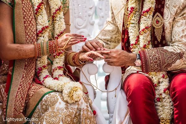 Indian wedding ring exchange scene photo 138160 indian wedding ring exchange scene junglespirit Choice Image