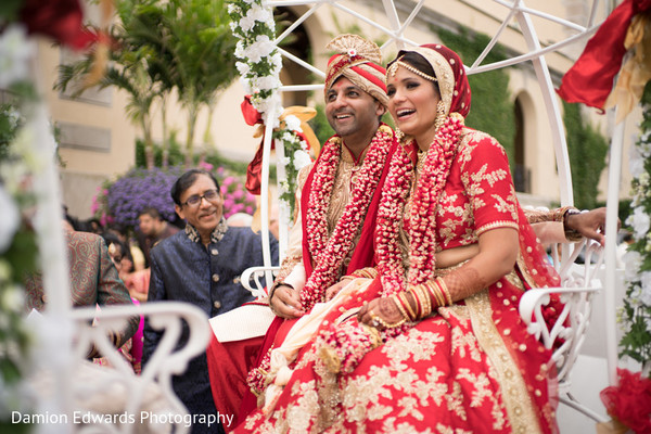 indian wedding photography,indian bride and groom,transportation
