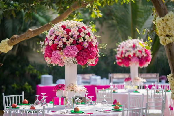Pre Wedding Celebrationfloral And Decorplanning Design Floral Centerpiece