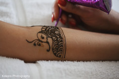 indian bride getting ready,mehndi art,mehndi artist