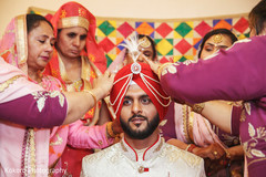 indian groom getting ready,indian groom turban,indian groom fashion