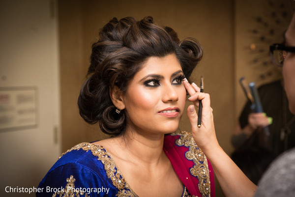 hair and makeup,bridal hair