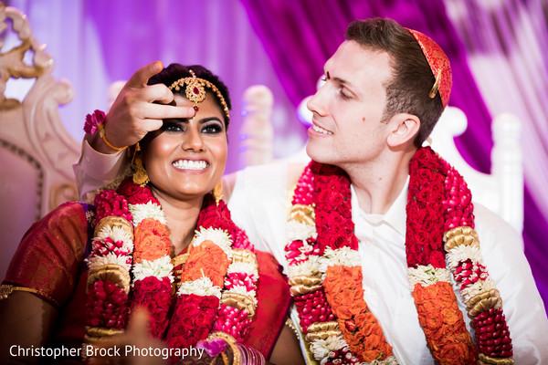wedding ceremony,indian wedding,indian fusion wedding