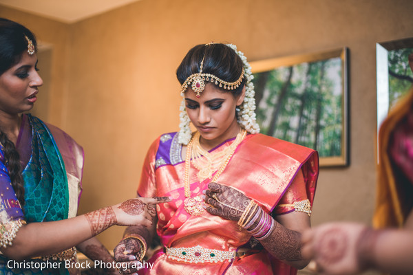 indian bride,bridal fashion