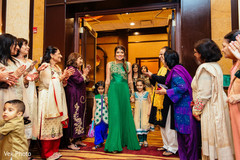 pre-wedding celebration,mehndi,indian bride