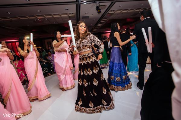 dj and entertainment,indian wedding reception,choreography