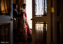indian bride,getting ready,draping tying and styling