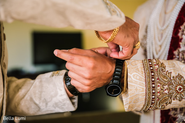 Fabulous Indian Grooms Wedding Accessories In Houston Texas By Bella Lumi