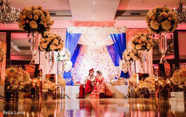 floral and decor,indian wedding photography,indian bride and groom