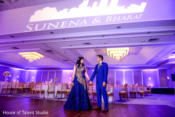 Over the top indian wedding reception. in Mahwah, NJ Indian Wedding by House of Talent Studio