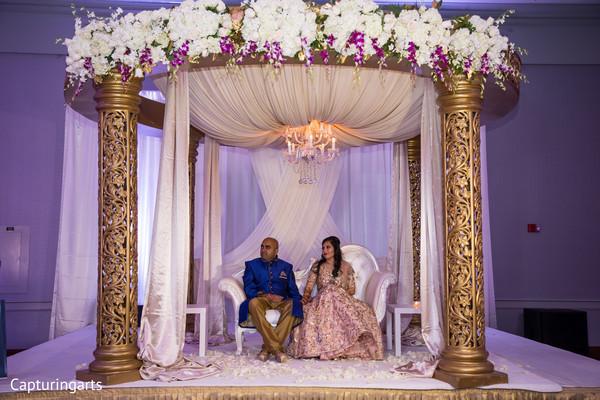 indian wedding reception,indian wedding reception decor,wedding mandap