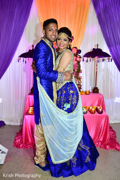 Indian Bride And Groom In Blue Royal Outfits Photo 140393,Non Traditional Wedding Dresses For Older Brides