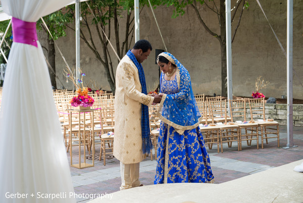 indian bride and groom,first look,indian wedding photography